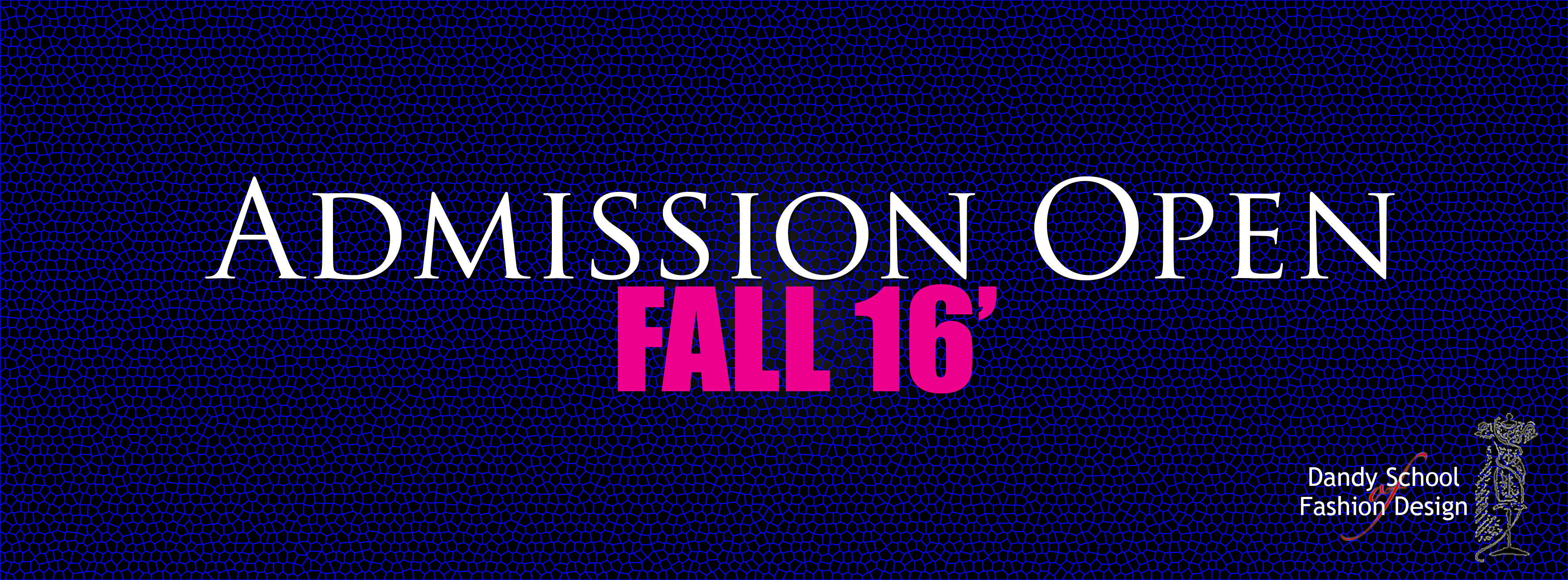 Admission Open – Fall 2016