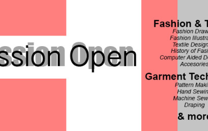 Admission Open – Summer 2016