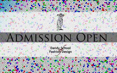Admission Open – Fall 2017